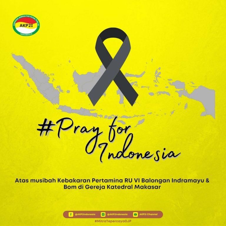 Pray For Indo